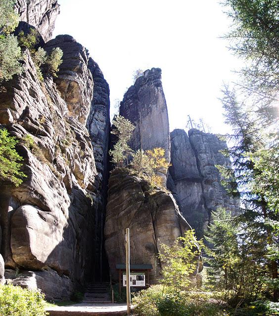 Адершпаско-Теплицкие скалы 30593