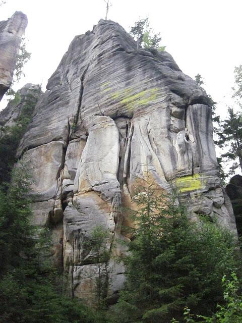 Адершпаско-Теплицкие скалы 75371