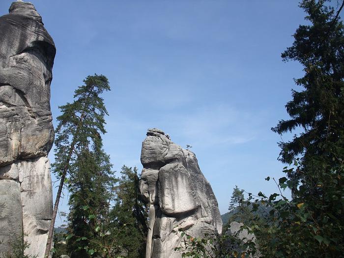 Адершпаско-Теплицкие скалы 11899