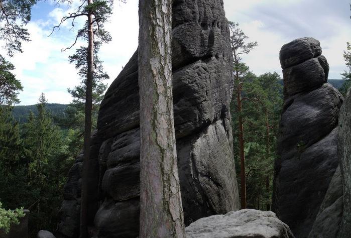 Адершпаско-Теплицкие скалы 78299
