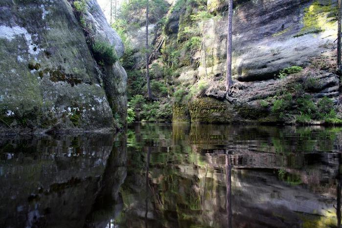 Адершпаско-Теплицкие скалы 98971