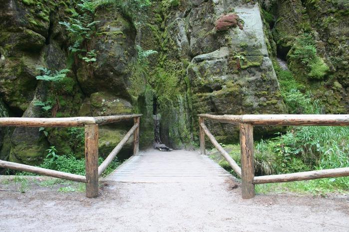 Адершпаско-Теплицкие скалы 29973
