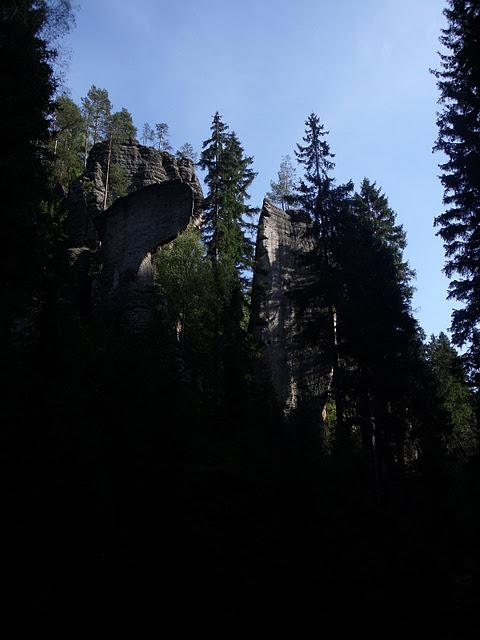 Адершпаско-Теплицкие скалы 26808