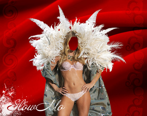 SlowMo, Pphotoshop, Ledi, Feather, Dress, Girl, Templates for photoshop, Psd, Psd-исходники, Наряды, Костюмы, Шаблоны, Для фотошопа, Для фотомонтажа, Фотошаблоны, Фотомонтаж, Девушка, Шикарный наряд, Перья, Модель, Воротник из перьев/1321986534_Dress_feather_Cover (500x397, 118Kb)