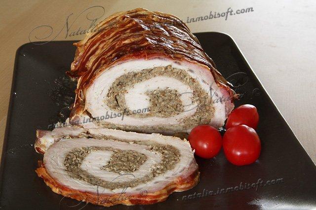 Свиной гриб