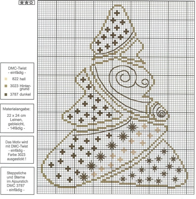 Схемы вышивка миниатюры монохром