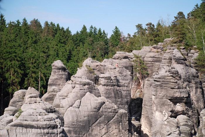 Адершпаско-Теплицкие скалы 13002