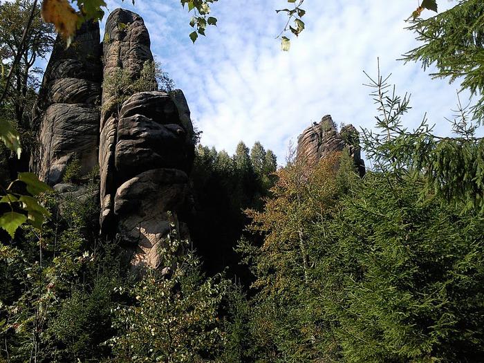 Адершпаско-Теплицкие скалы 61635
