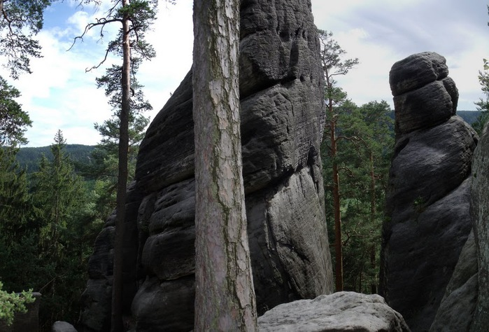 Адершпаско-Теплицкие скалы 46121