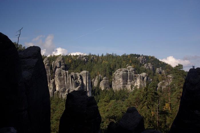 Адершпаско-Теплицкие скалы 24333