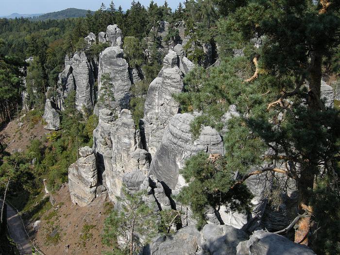 Адершпаско-Теплицкие скалы 14149