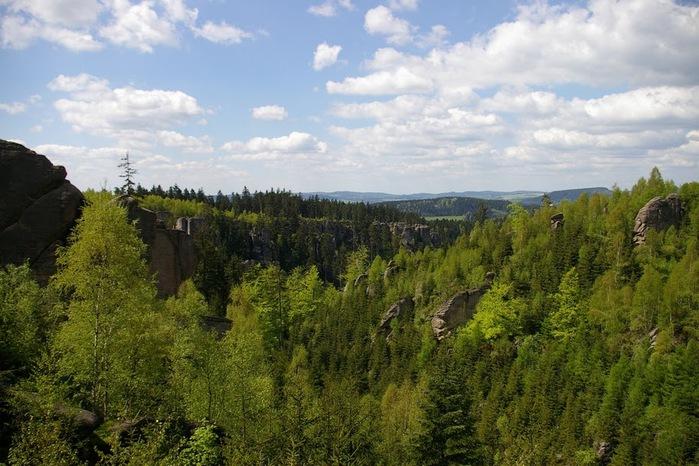 Адершпаско-Теплицкие скалы 17661