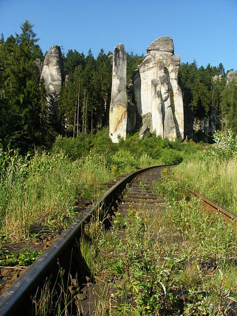 Адершпаско-Теплицкие скалы 14289
