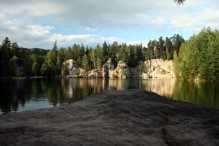 Адершпаско-Теплицкие скалы 36734