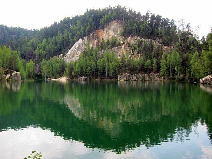 Адершпаско-Теплицкие скалы 87792
