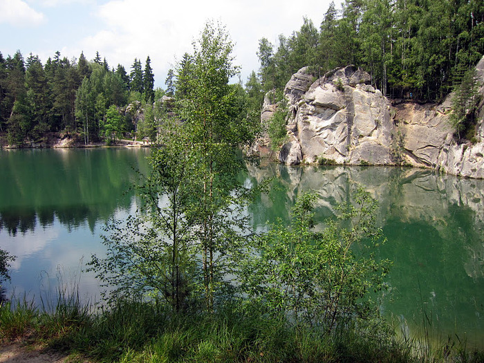 Адершпаско-Теплицкие скалы 25254