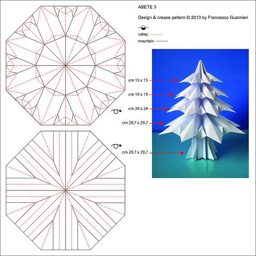 24.12.2011. Просмотров: 366 Добавил: iriska Дата.  Елочка из бумаги в технике оригами.  Видео мастер класс и схема.