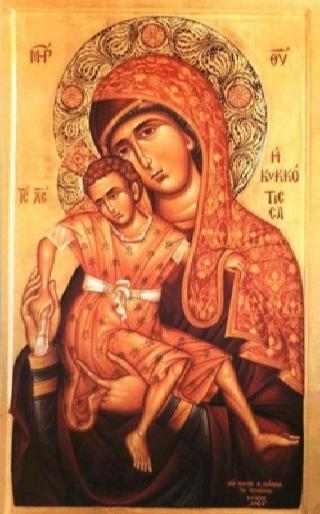 «Милостивая» Киккская икона Божией Матери. 4 (320x514, 124Kb)