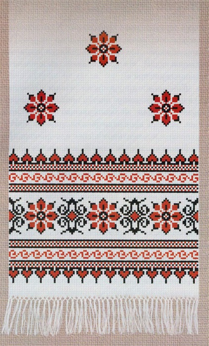 Nastunya RP-01- Rushnik