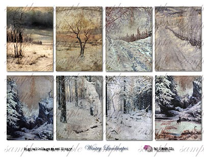 294  w Wintry Landscapes (400x309, 79Kb)