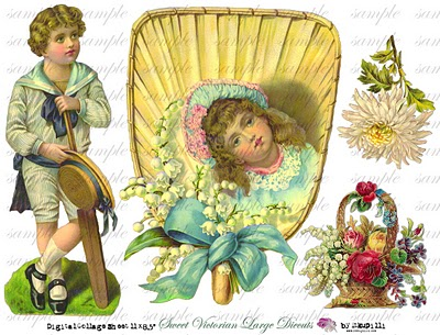207  w Sweet Victorian Large Diecuts (400x305, 55Kb)