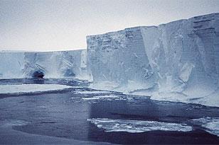 Айсберг, антарктида
