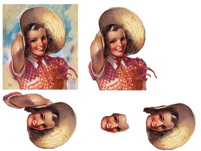 femme chapeau paille (700x525, 195Kb)