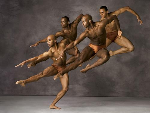 Балерина и негры фото 474-819