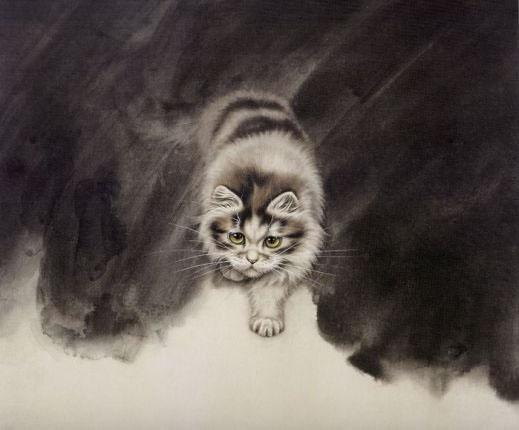 Кошки (519x430, 45Kb)