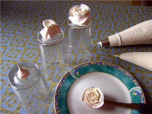 Рецепт крема для украшения торта в домашних условиях пошагово