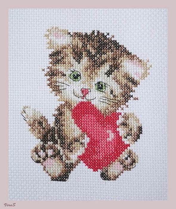 Котёнок (590x700, 77Kb)