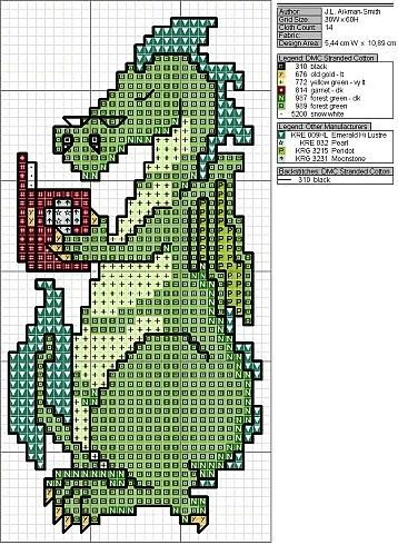 Схема вышивки год дракона фото 831