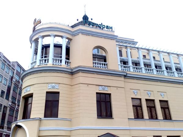 Архитектура: вентилируемые фасады
