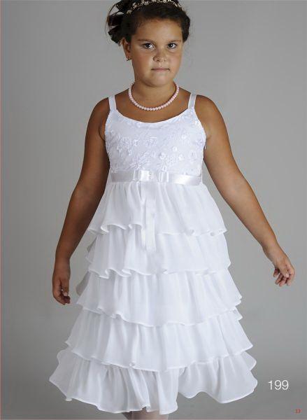 Платья на полных девочек
