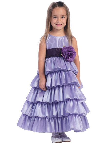 Красивые детские платья картинки 3
