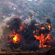 Атака американцев на блокпосты в Пакистане (234x234, 18Kb)