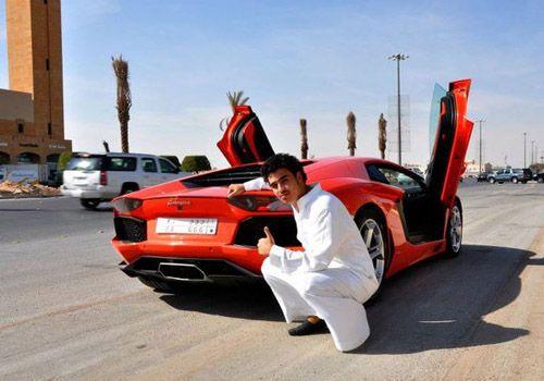 22-летний студент купил Lamborghini за 500 тысяч долларов