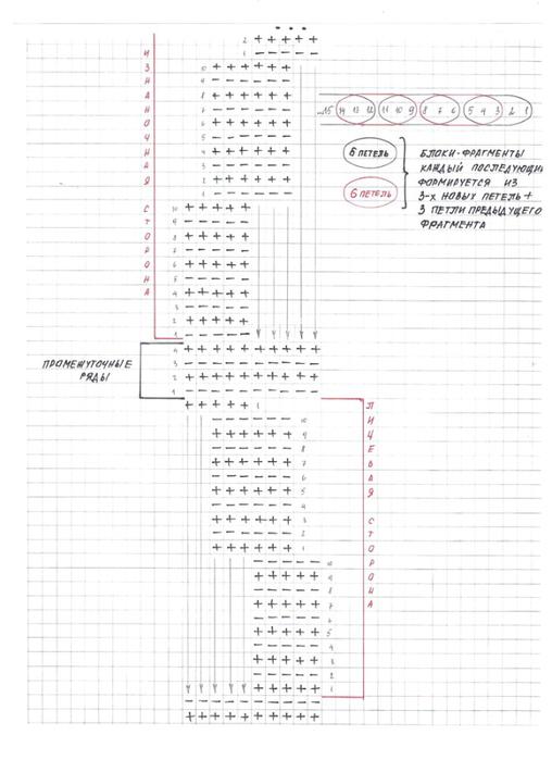cхема до косоплетки (508x700, 203Kb)