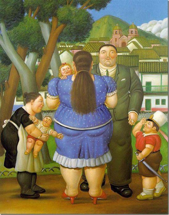 Fernando Botero.  6 (548x700, 80Kb)