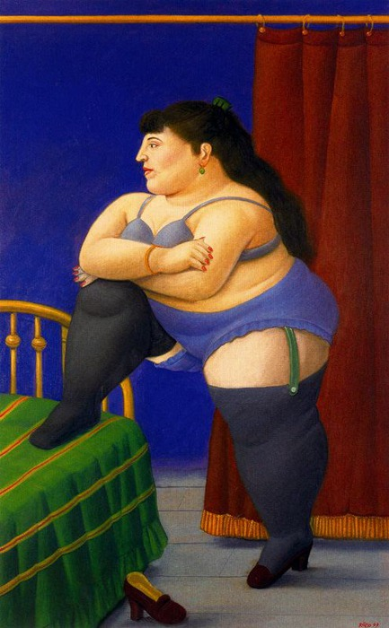 Fernando Botero.  14 (433x700, 84Kb)