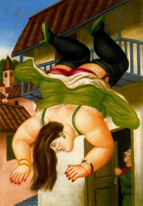 Fernando Botero.  18 (487x699, 109Kb)