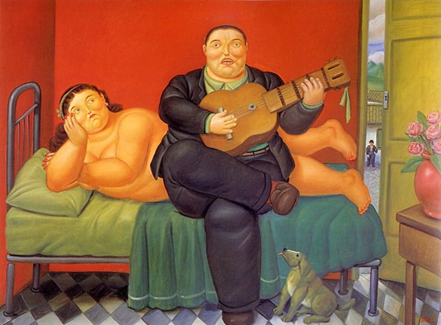 Fernando Botero.  20 (640x472, 93Kb)