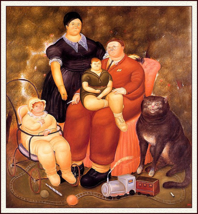 Fernando Botero.  25 (649x700, 156Ko)