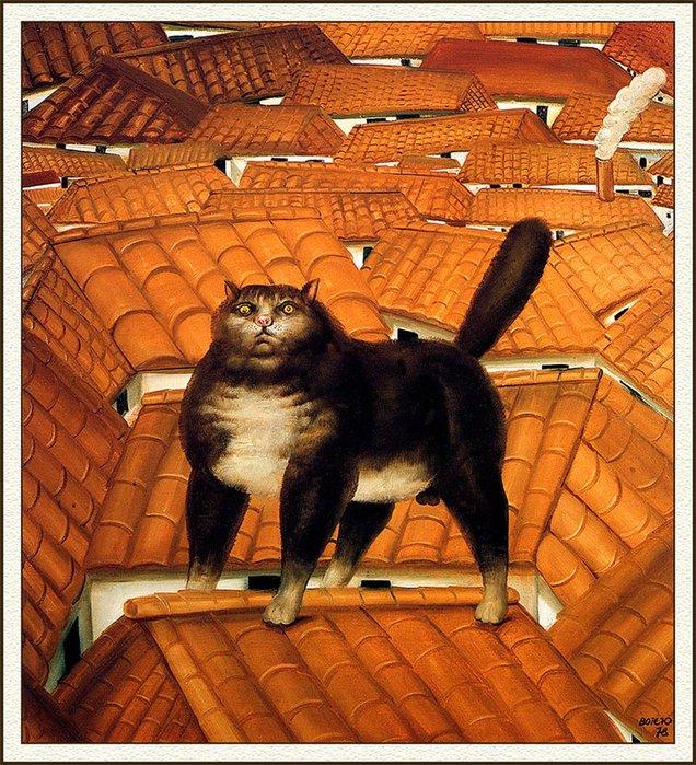 Fernando Botero.  31 (636x700, 153Kb)