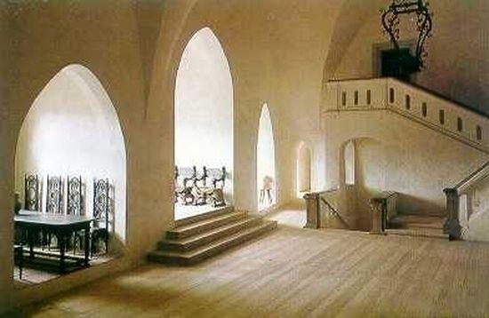 Чехия: Замок Пернштейн 34115