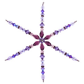 Технология бисероплетения, плетение снежинки из бисера, как сделать снежинку из бисера, снежинки из бусин, снежинки из бисера своими руками/4394340_snejinka_iz_bisera2 (272x272, 13Kb)