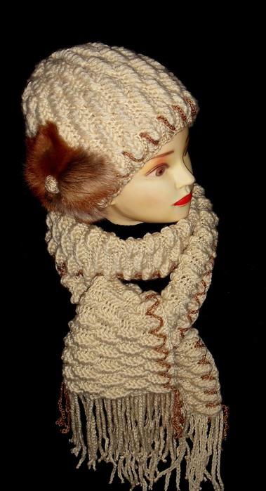 Шапки зимние Тарасова ольга Схемы Идеи Крючком Схема вязания кофты спицами для детей до года