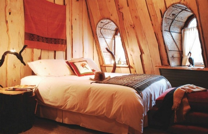 Magic Mountain - удивительный отель в лесу