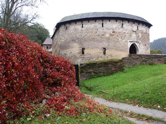 Чехия: Замок Пернштейн 71918