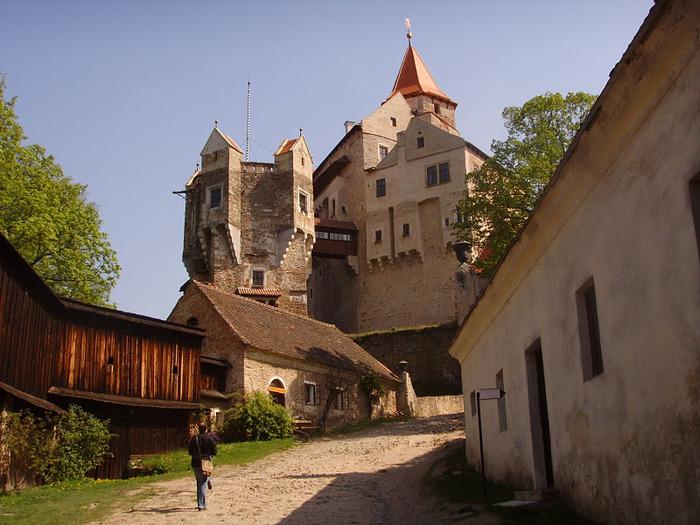 Чехия: Замок Пернштейн 87970
